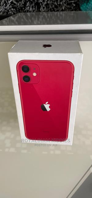 Apple iPhone 11 64 GB Red | Mobile Phones for sale in Delta State, Warri