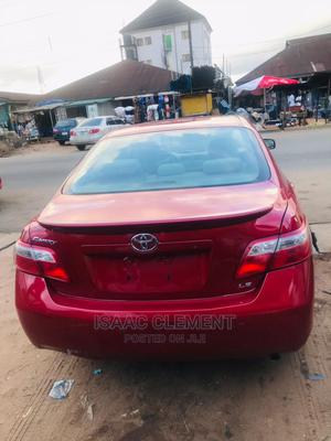 Toyota Camry 2007 Red   Cars for sale in Edo State, Benin City