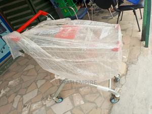 610L Metal Shopping Cart Trolley | Store Equipment for sale in Lagos State, Ikeja