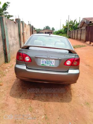 Toyota Corolla 2006 LE Gray | Cars for sale in Edo State, Benin City