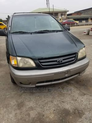 Toyota Sienna 2003 Black   Cars for sale in Lagos State, Isolo