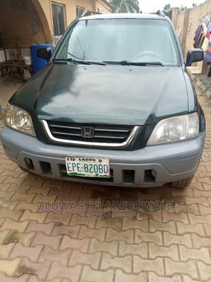 Honda CR-V 1995 Green   Cars for sale in Ogun State, Ado-Odo/Ota