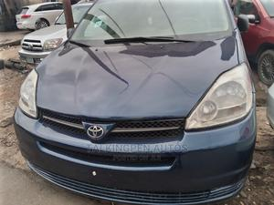 Toyota Sienna 2005 LE AWD Blue   Cars for sale in Lagos State, Surulere