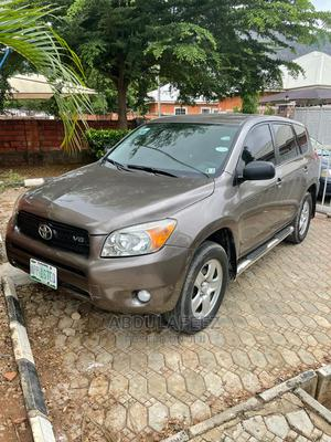 Toyota RAV4 2008 Limited V6 Gray | Cars for sale in Abuja (FCT) State, Kubwa