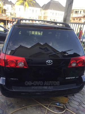 Toyota Sienna 2008 LE AWD Black   Cars for sale in Lagos State, Lekki