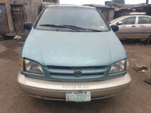 Toyota Sienna 1999 XLE Green   Cars for sale in Lagos State, Apapa