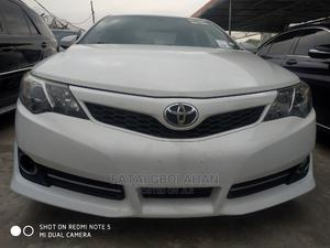 Toyota Camry 2013 White | Cars for sale in Lagos State, Agege