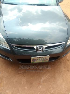 Honda Accord 2005 Gray | Cars for sale in Abuja (FCT) State, Central Business Dis