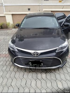 Toyota Avalon 2017 Black | Cars for sale in Abuja (FCT) State, Apo District