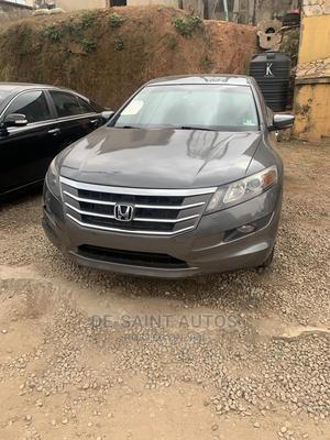 Honda Accord CrossTour 2012 EX Gray | Cars for sale in Oyo State, Ibadan
