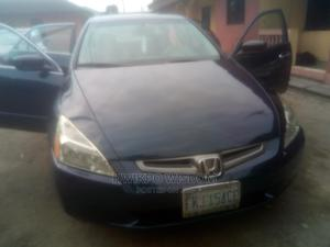 Honda Accord 2005 Automatic Blue | Cars for sale in Rivers State, Obio-Akpor