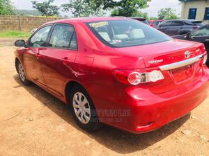 Toyota Corolla 2013 Red | Cars for sale in Ogun State, Abeokuta South