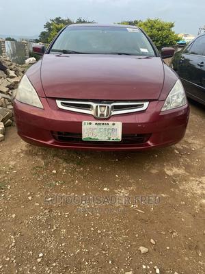 Honda Accord 2005 2.0 Comfort Silver | Cars for sale in Abuja (FCT) State, Jabi