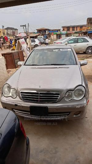 Mercedes-Benz C240 2004 Silver | Cars for sale in Lagos State, Ifako-Ijaiye