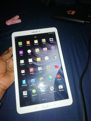 Samsung Galaxy Tab E 9.6 128 GB White | Tablets for sale in Lagos State, Egbe Idimu