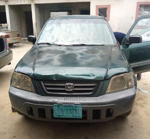 Honda CR-V 2000 Green   Cars for sale in Rivers State, Port-Harcourt