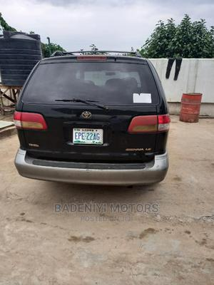 Toyota Sienna 2000 LE & 1 hatch Black | Cars for sale in Lagos State, Epe