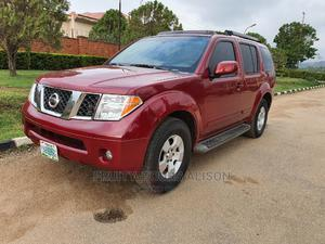 Nissan Pathfinder 2006 LE 4x4 Red   Cars for sale in Abuja (FCT) State, Katampe