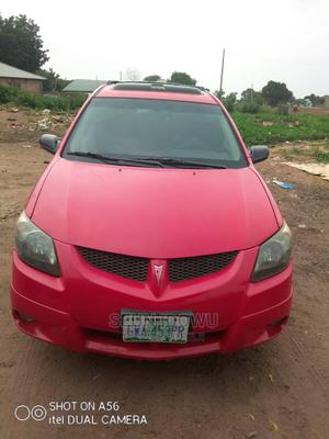 Pontiac Vibe 2009 2.4 4WD Red | Cars for sale in Kwara State, Ilorin West
