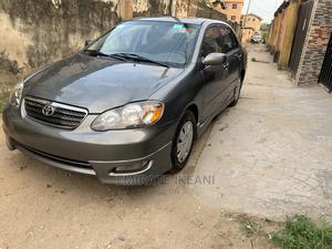 Toyota Corolla 2007 S Gray | Cars for sale in Lagos State, Amuwo-Odofin