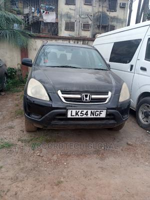 Honda CR-V 2008 2.0i Executive Black | Cars for sale in Lagos State, Ifako-Ijaiye