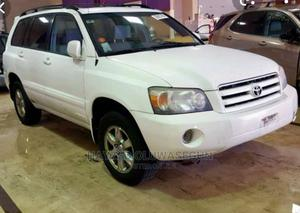 Toyota Highlander 2008 Limited White | Cars for sale in Lagos State, Isolo