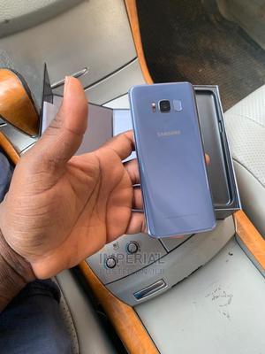 Samsung Galaxy S8 64 GB Blue | Mobile Phones for sale in Lagos State, Ikorodu