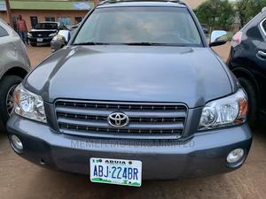 Toyota Highlander 2004 Blue | Cars for sale in Delta State, Oshimili South