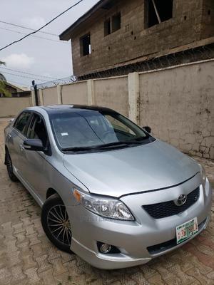 Toyota Corolla 2010 Silver | Cars for sale in Oyo State, Ibadan
