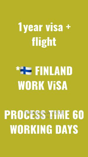 Finland Work Visa | Travel Agents & Tours for sale in Abuja (FCT) State, Central Business Dis