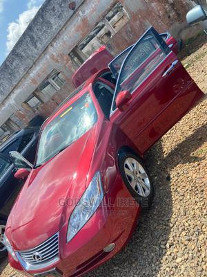 Lexus ES 2008 350 Red   Cars for sale in Edo State, Benin City