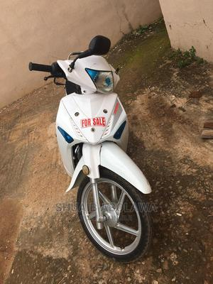 Jincheng JC 110-9 2019 White | Motorcycles & Scooters for sale in Kwara State, Offa