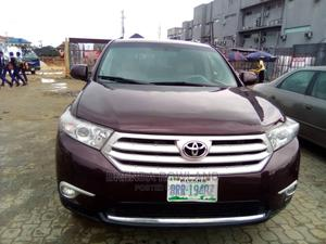 Toyota Highlander 2009 V6 Purple   Cars for sale in Imo State, Owerri