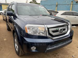 Honda Pilot 2009 Blue | Cars for sale in Lagos State, Ikeja
