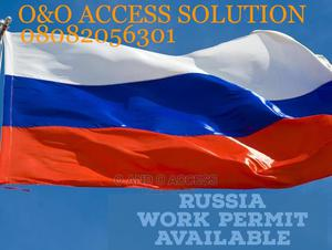 Russia Work Permit Visa | Travel Agents & Tours for sale in Delta State, Ugheli