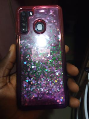 New Samsung Galaxy A21 32GB Black   Mobile Phones for sale in Imo State, Owerri