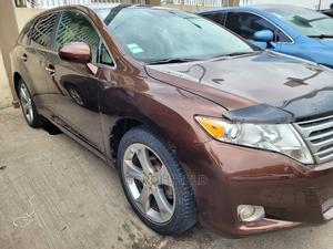 Toyota Venza 2010 Brown   Cars for sale in Lagos State, Surulere