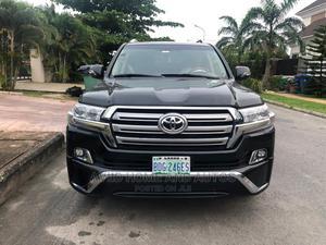 Toyota Land Cruiser 2010 5.7 V8 Black | Cars for sale in Lagos State, Lekki