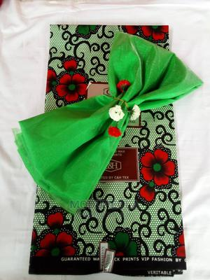 Ankara With Organza   Clothing for sale in Kwara State, Ilorin South