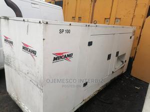 Mikano Generator Perkins Generator 100kva   Electrical Equipment for sale in Lagos State, Ajah