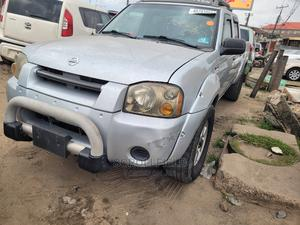 Nissan Frontier 2003 Silver   Cars for sale in Lagos State, Surulere