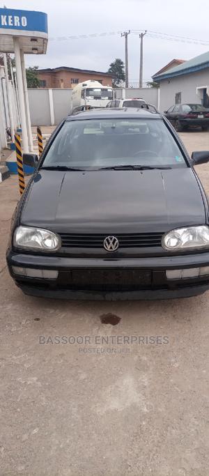 Volkswagen Passat 1996 1.8 Black   Cars for sale in Lagos State, Ojodu