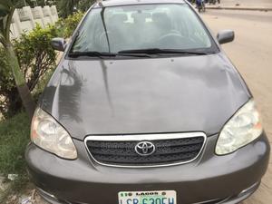 Toyota Corolla 2005 CE Gray | Cars for sale in Lagos State, Amuwo-Odofin