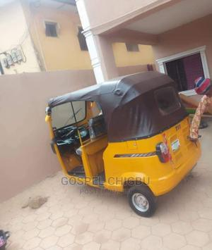 TVS Apache 180 RTR 2019 Yellow | Motorcycles & Scooters for sale in Edo State, Benin City