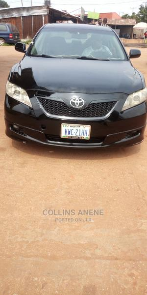 Toyota Camry 2008 Black | Cars for sale in Delta State, Oshimili South