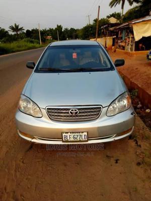 Toyota Corolla 2005 Silver | Cars for sale in Enugu State, Enugu