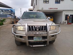 Toyota Land Cruiser Prado 2005 GX Gold | Cars for sale in Lagos State, Ifako-Ijaiye
