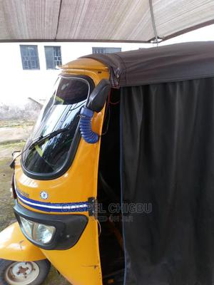 TVS Apache 180 RTR 2020 Yellow | Motorcycles & Scooters for sale in Edo State, Benin City