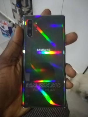 Samsung Galaxy Note 10 Plus 256 GB Silver | Mobile Phones for sale in Lagos State, Alimosho