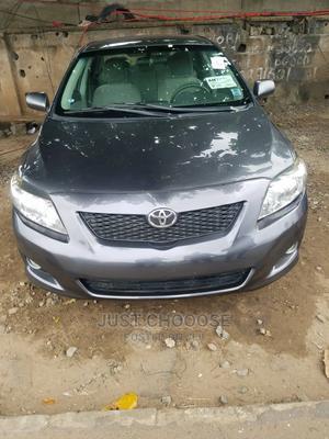 Toyota Corolla 2009 Gray | Cars for sale in Akwa Ibom State, Uyo